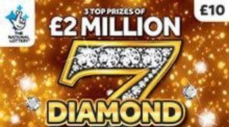 diamond 7 scratchcard featured image