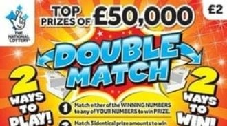 double match scratchcard featured image