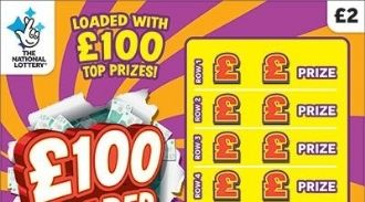 £100 loaded scratchcard featured image