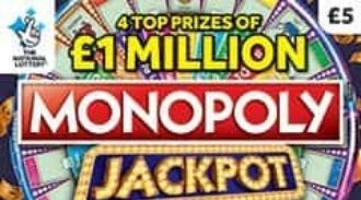 monopoly jackpot scratchcard featured image