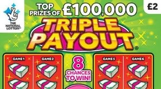 triple payout scratchcard featured image