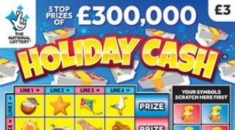 Holiday Cash scratchcard featured image