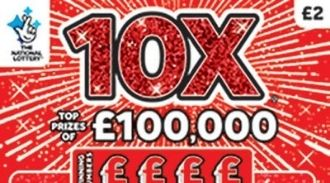 10X 2019 scratchcard featured image