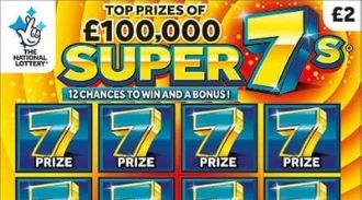 super 7s scratchcard featured image