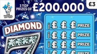 diamond 7 doubler scratchcard featured image