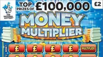 money multiplier scratchcard featured image
