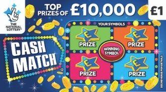 cash match scratchcard featured image