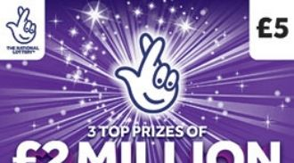 £2 million purple scratchcard featured image