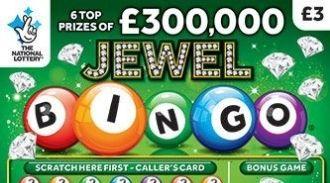 jewel bingo green scratchcard featured image