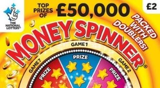 money spinner 2020 scratchcard featured image