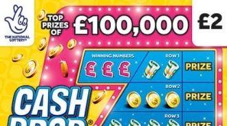 cash drop 2020 Scratchcard featured image
