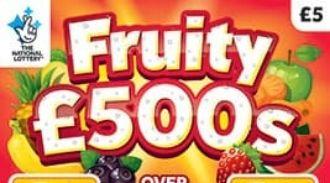 fruity £500s Scratchcard featured image