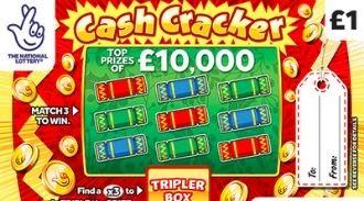 cash cracker 2020 Scratchcard featured image