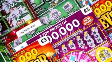 lotto scratchcards image