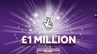 £1 Million Jackpot Purple Online Scratchcard thumbnail