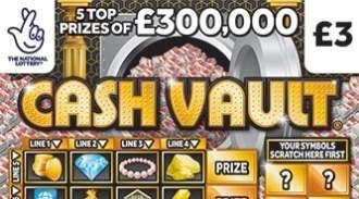Cash Vault 2021 Scratchcard thumbnail