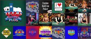 Quinnbet Casino Poker Screenshot