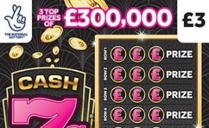 Cash 7s Doubler Scratchcard Featured Image