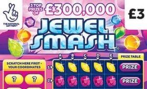 Jewel Smash Scratchcard Featured Image