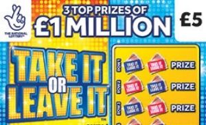 take it or leave it Scratchcard Featured Image