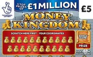 Money Kingdom 2021 Scratchcard Featured Image