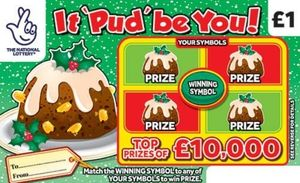 It Pud Be You Scratchcard Featured Image